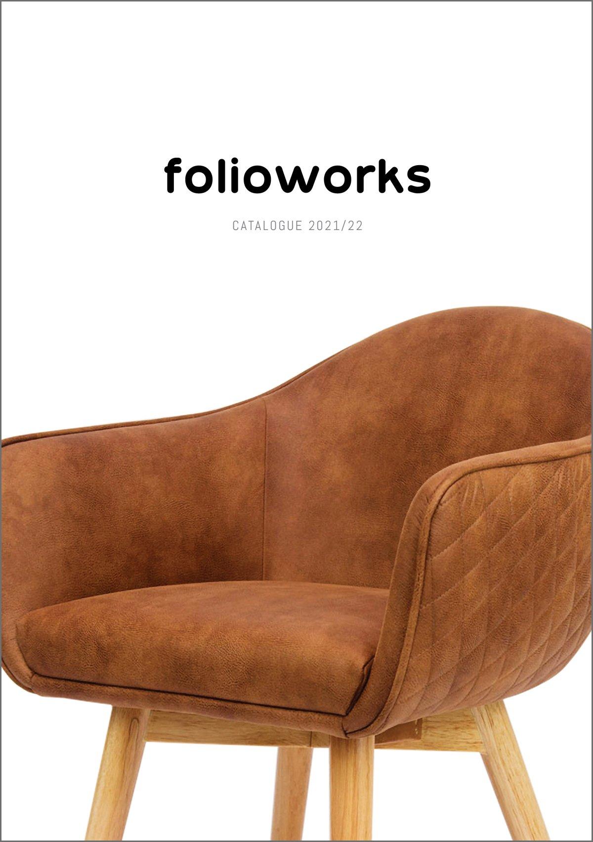 Folioworks Catalogue 2021/22